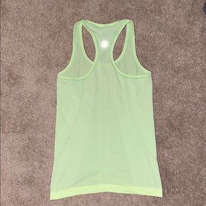 Lululemon Swiftly Racerback Tank Top Size 4